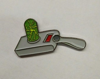 Rick and Morty Pin Portal Gun