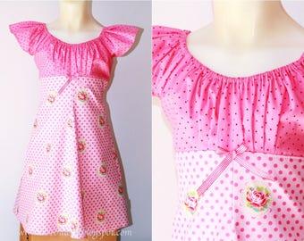 Dress, festive dress, dress, summer dress, Festival dress, school dress, turn dress, communion dress, flower girl dress, Gr. 110-116