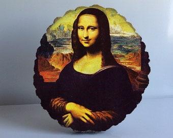 Mona lisa gifts, Mona lisa smile, Mona lisa painting, Mona lisa art, Monalisa, Mona lisa charm, Mona lisa canvas, Mona lisa print