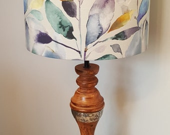 Voyage Brympton in Pacific Drum Lampshade - handmade lamp shades in 3 sizes!