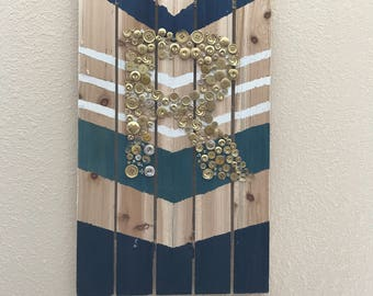 Wood Pallet Initial