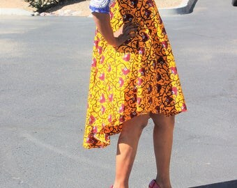 Häufig Robe tissus africain | Etsy HT01