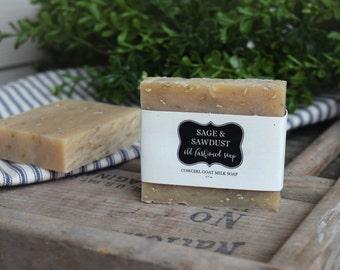 COWGIRL GOAT MILK - Old Fashioned Soap - 4.5 oz.