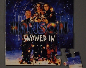 Hanson CD Cover Magnetic Puzzle