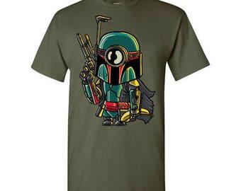 Boba Fett Minion T-Shirt