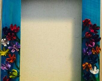 3-D Flower Frame