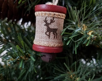 Reindeer on the Spool