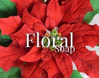 Floral Scented Bar Soap