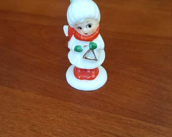 Napco Caroler miniature