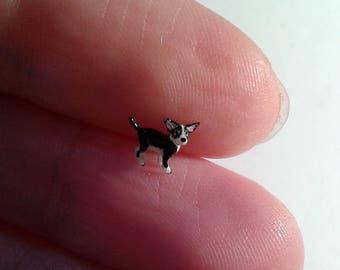 Tiny  chihuahua dog - Micro miniature. OOAK