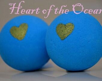 HEART of the OCEAN Bath Bomb