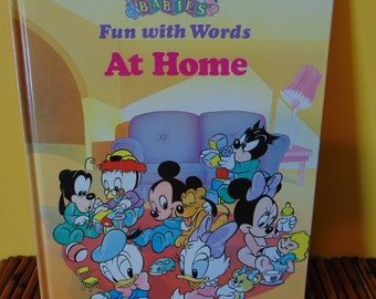 Disney Babies   Fun with Words   1991   OOP