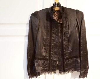 Hungarian ladies historic costume jacket