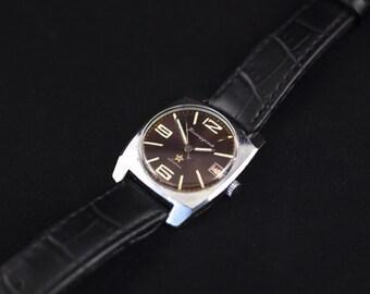 Ussr watch, Vostok watch, Commander watch, Chistopol watch, russian watch, military watch, soviet watch, mens watch, mechanical watch