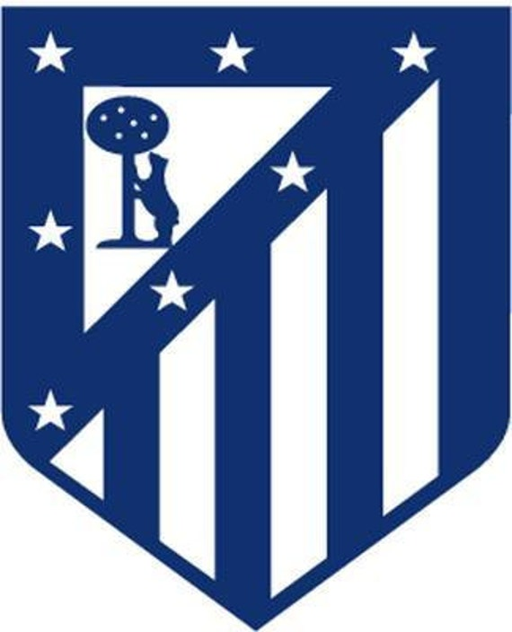 Vinyl Decal Sticker - Athletico Madrid Decal for Windows, Cars, Laptops, Mac book, Yeti, Coolers, Mugs etc