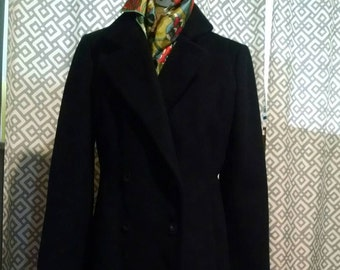 Exquisite Wool 1960's Bromleigh Coat