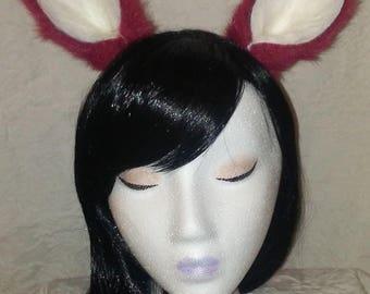 Furry Ears - Red Fox Ears