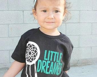 Little Dreamer Shirt/Bodysuit, Hippie Clothes, Hippie Baby, Boho baby shower, baby girl, baby boy, baby girl clothes, baby boy clothes