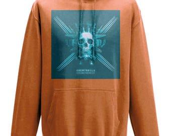 Men's Hoodie (CHEMTRAILS) - Stringtheorist Merchandise