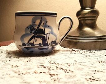 Vintage Windmill Coffee Mug