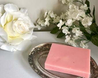 Pearl Pink Soap