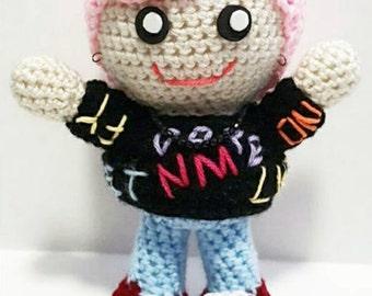 KPOP BTS Jimin Doll (Not Today)