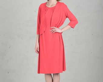 Jacket for Bridesmaids - Coral
