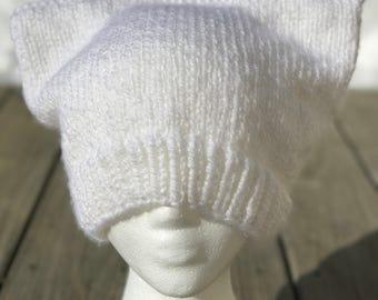 Bridal pussy hat
