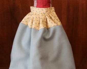 """reproduction Antique Doll Wool Under Petticoat for 18""""-20"""" China Head Dolls"""