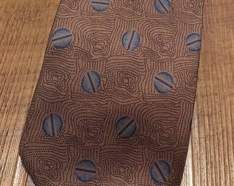 Vintage Giorgio Armani Italian Silk Tie