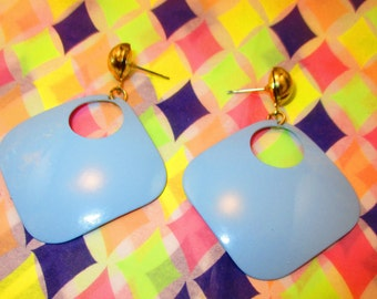 Vintage Pastel Earrings