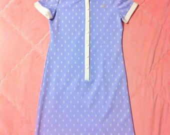 I MAGNIN Vintage ILGWU Mod Retro Dress / 70s ILGWU Vintage Mod Dress
