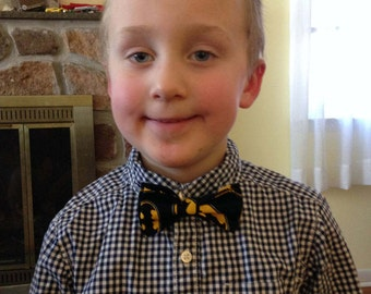 Boys Clip-on Bow Tie