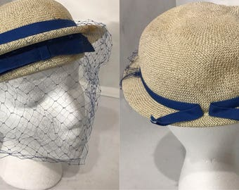 1940's | The J. L. Hudson Co. | Womens Sailor Hat