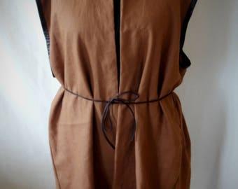 Light brown Western jacket