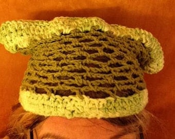 Earth Day Kitty Hat