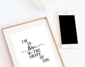 Song Lyrics Wall Art. Song Lyrics Printable. Ed Sheeran Song Lyrics. Song Lyric Digital Download. Song Lyrics Print. Song Lyrics Art.