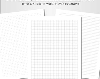 large square grid graph paper