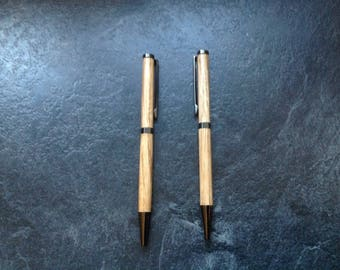 Handmade English Oak Pen