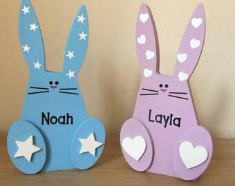 Wonky bunnies with 3D feet