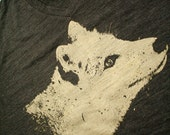 Reserved Order - This is a custom order for Amanda L - 1AEON custom  v neck Fox top shirt