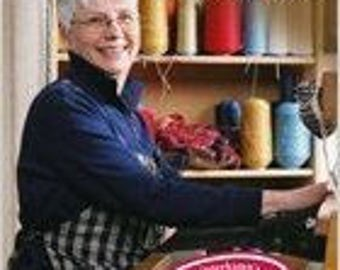 Weaving For Beginners by Peggy Osterkamp ~ The complete guide for new weavers
