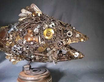Fish Sculpture