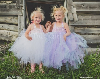Tutu Dress Custom - Pick Your Own Colors