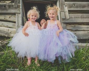 Tutu Dress Custom - Pick Your Own Colors