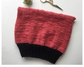 Pussy Hat Hand Knitted Women's March on Washington