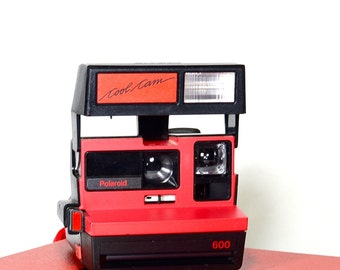 Polaroid Cool Cam Instant Film Camera  - Tested, Working