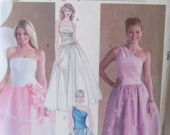 Misses long evening dresses