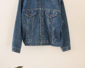 90's Levi's Blue Jean Jacket