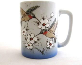 Otagiri HUMMINGBIRDS Coffee Mug